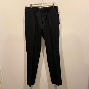 NWT Apt. 9 Slim Fit Black Dress Pants